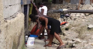Haiti: Sabotage de l'unique réservoir d'eau de la ville de Petit Goâve