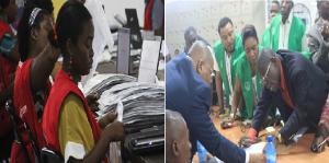 Haiti: Poursuite de la vérification des procès-verbaux des résultats de la présidentielle du 20 novembre