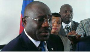 Haiti: Wilson Jeudy « Je suis un serviteur de l'État et j'ai honte »