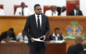 Haiti: Gary Bodeau dénonce l'acharnement de plusieurs secteurs contre les législateurs