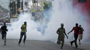 Haiti: Un mort par balles à Delmas lors de la manifestation de l'opposition