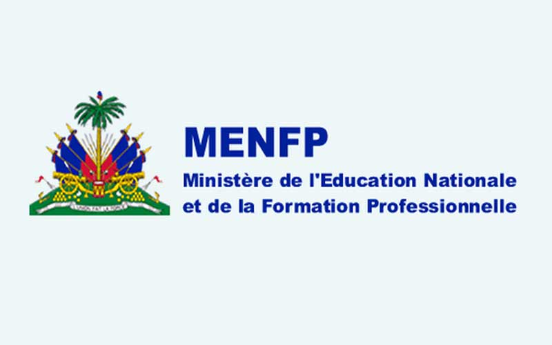 Le MENFP annule des nouveaux frais d'inscription aux examens d'Etat