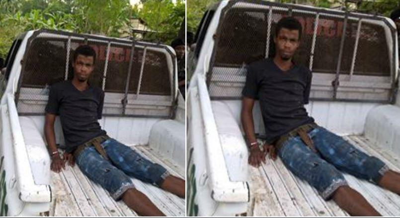 HAITI: Le fameux bandit Natacha arrêté