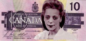 Monde: La première femme canadienne à figurer sur un billet de banque est une noire