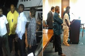 Monde: L'avocat de Guy Philippe déclare qu'il est non coupable selon l'acte d'accusation