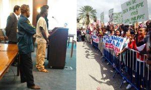 Haiti: Mirlande Manigat « L'extradition du Sénateur Guy Philippe est illégale »