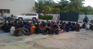 Haitiens-Police-dominicaine