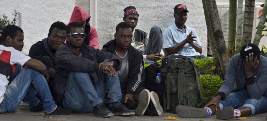 Monde: Les déportations d'haïtiens en pleine pandémie par l'administration Trump jugées  inacceptables