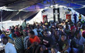 Monde: Déportation par la Colombie de plus de 20 mille migrants haïtiens