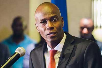 Haiti: Le Président Jovenel Moïse optimiste sur l'issue des négociations avec l'opposition