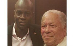 Monde: Le Président élu Jovenel Moïse rencontre l'ex général Henry Namphy