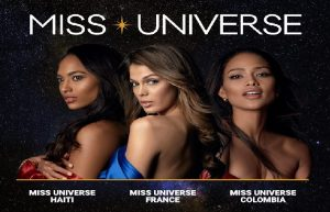 Monde: Miss France sacrée Miss Univers 2017 devant Miss Haiti et Miss Colombia