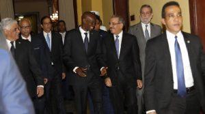 Monde: Le président élu, Jovenel Moise, en visite privée en République Dominicaine
