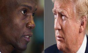 Monde: Le Président américain Donald Trump recevra en audience son homologue haitien Jovenel Moise