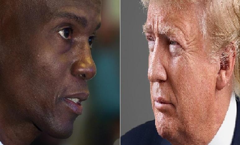 Haiti: Le Président haïtien Jovenel Moïse rencontrera son homologue américain Donald Trump