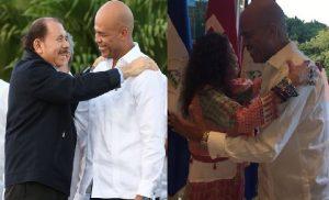 Monde: L'ex-Président Michel Martelly présent à l'investiture du Président Daniel Ortega