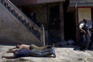Haiti: Opération « Koukouwouj » 10 bandits tués 20 autres arrêtés