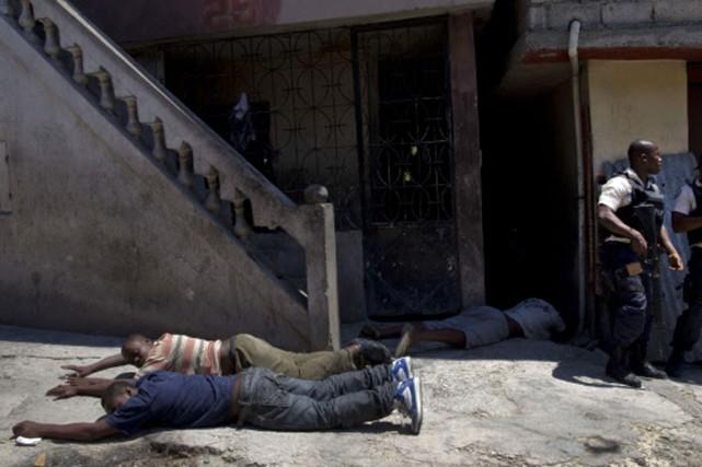 Haiti: Dix présumés bandits du gang de Savien dans l'Artibonite arrêtés