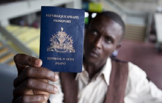 Haïti: Installation d'un système pouvant vérifier les données biométriques dans tous les postes frontaliers