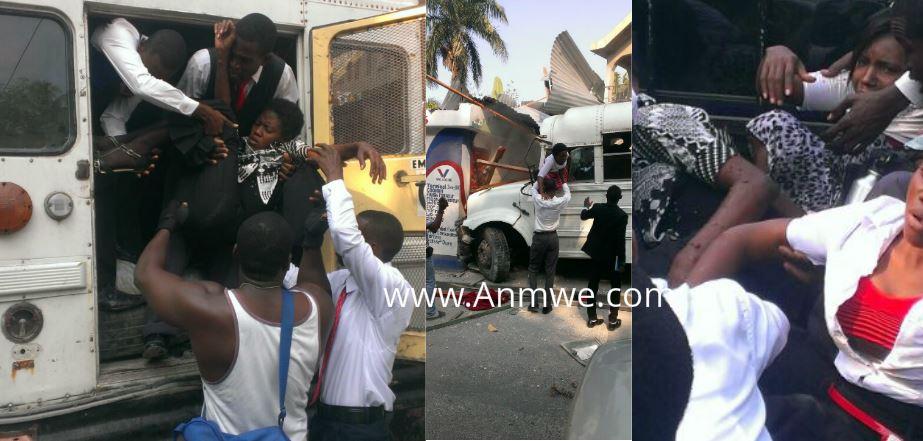 HAITI: 5 blessés dans un accident à Fontamara 43