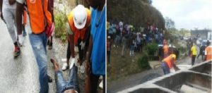 Haiti: Deux accidents font 7 victimes dans le Grand Sud