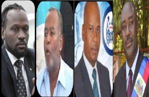 Haiti: Les 4 sénateurs de tendance lavalas absents à l'assermentation de Jovenel Moise