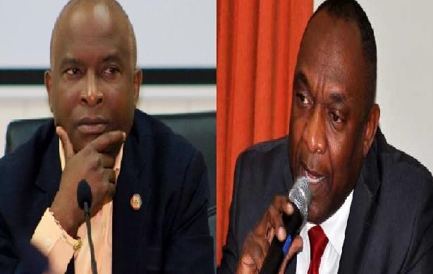 Haiti:  Cholser Chancy et Youri Latortue de l'Artibonite An Aksyon (AAA) dos à dos