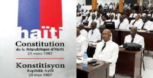 Haiti: La chambre des députés prône un nouvel amendement de la constitution de 1987