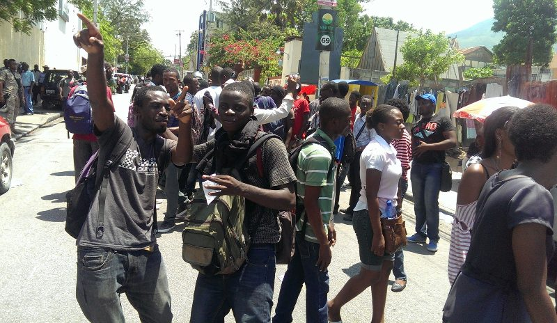 Haiti: La crise actuelle devrait être une occasion d'aborder la problématique de l'éducation dans le pays