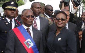 Haiti: L'ex-Première Dame Dr Ginette M. Privert a connu beaucoup d'ennuis au Palais National