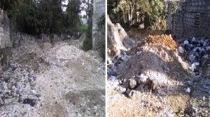 Haiti: Risque d'inondation à cause de travaux à la résidence du président de la République
