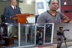 Monde: Deux journalistes dominicains tués par balles en pleine émission live sur internet