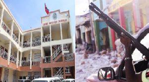 Haiti: Le lycée Jacques Roumain paralysé à cause des gangs de «Gran-Ravin et de Ti Bwa»