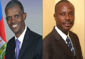 Haiti: Matthias Pierre tourne le dos à Moise Jean Charles