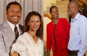 Haiti: Mme Michele Bennett Duvalier se solidarise avec la Première Dame Martine Moïse