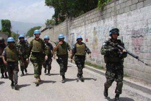 Haiti: L'ONU recommande que les Casques bleus quittent  le pays
