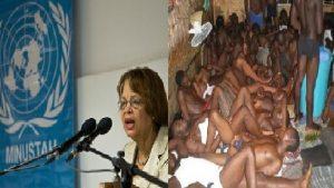 Haiti: Sandra Honoré préoccupée par la détérioration des conditions des détenus dans les prisons