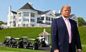Monde: Le Trump National Golf Club condamné à verser près de 6 millions de dollars