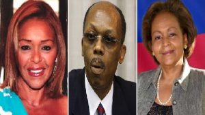 Haiti: Michele B. Duvalier «Aristide a fait campagne pour sa candidate muette Maryse Narcisse»