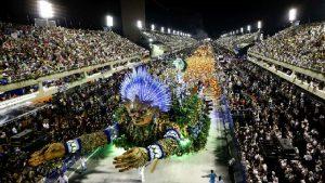 Monde: Quand le carnaval du Brésil vient au secours de l'économie du pays