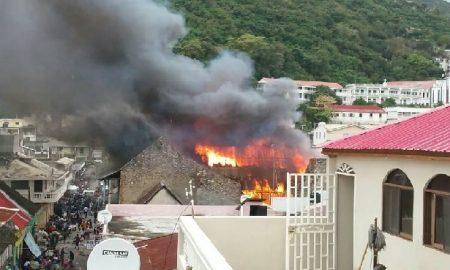 Incendie-Cap-Haitien