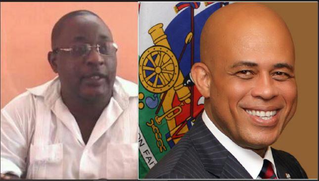 FLASH: Jean Nazaire Thidé a sommé l'ex président Michel Martelly