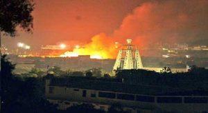 Haiti: Terrible incendie au plus grand marché public de Port-au-Prince à la Croix-des-Bossales