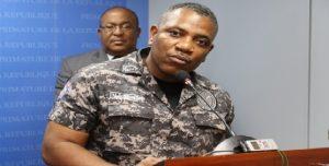 Haiti: Michel-Ange Gédéon «Nous entendons arrêter quiconque impliqué dans le trafic de drogue»