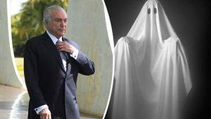 Monde: Le président brésilien abandonne le palais national à cause des fantômes