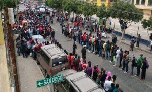 Monde:  Le Mexique offre aux haïtiens à la frontière le «retour assisté»