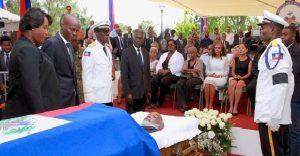 Haiti: Des examens approfondis pour déterminer les causes de la mort de René Préval demandés