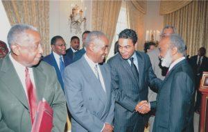 Haiti: L'ex-Président René Garcia Préval, durant ses dernières heures sur terre