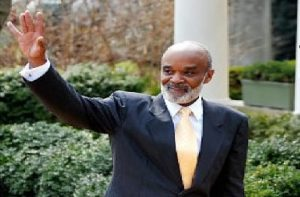 Haiti: René Garcia Préval  «17 janvier 1943 – 3 mars 2017 »