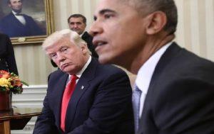 Monde: Donald Trump croit que Barack Obama l'espionnait